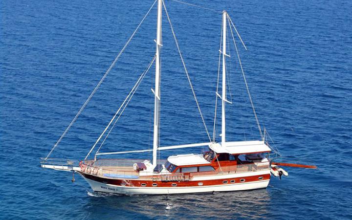 Gulet Deniz Yıldızı 2