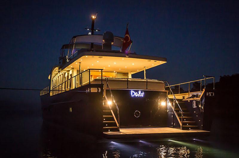 Trawler Dali