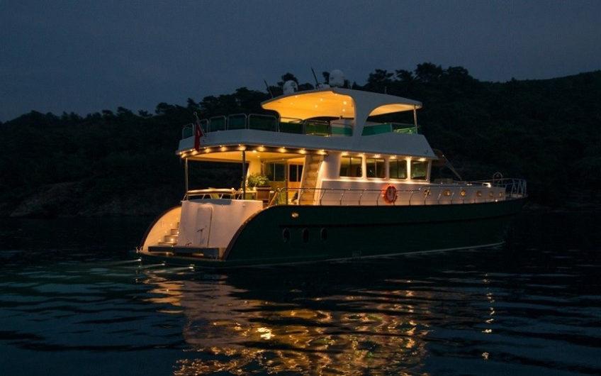 Trawler Babosch